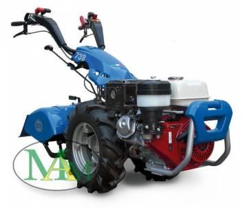 Motocoltivatore BCS 738 HONDA GX340 10,7 HP benzina avv. manuale