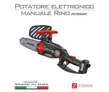 Potatore elettronico Manuale Rino - Zanon