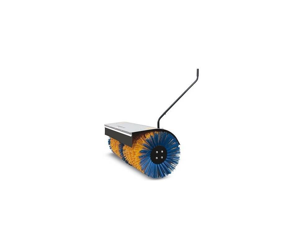 Spazzatrice cm 80 con spazzole nylon