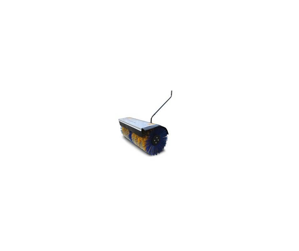 Spazzatrice cm 100 con spazzole miste nylon/acciaio