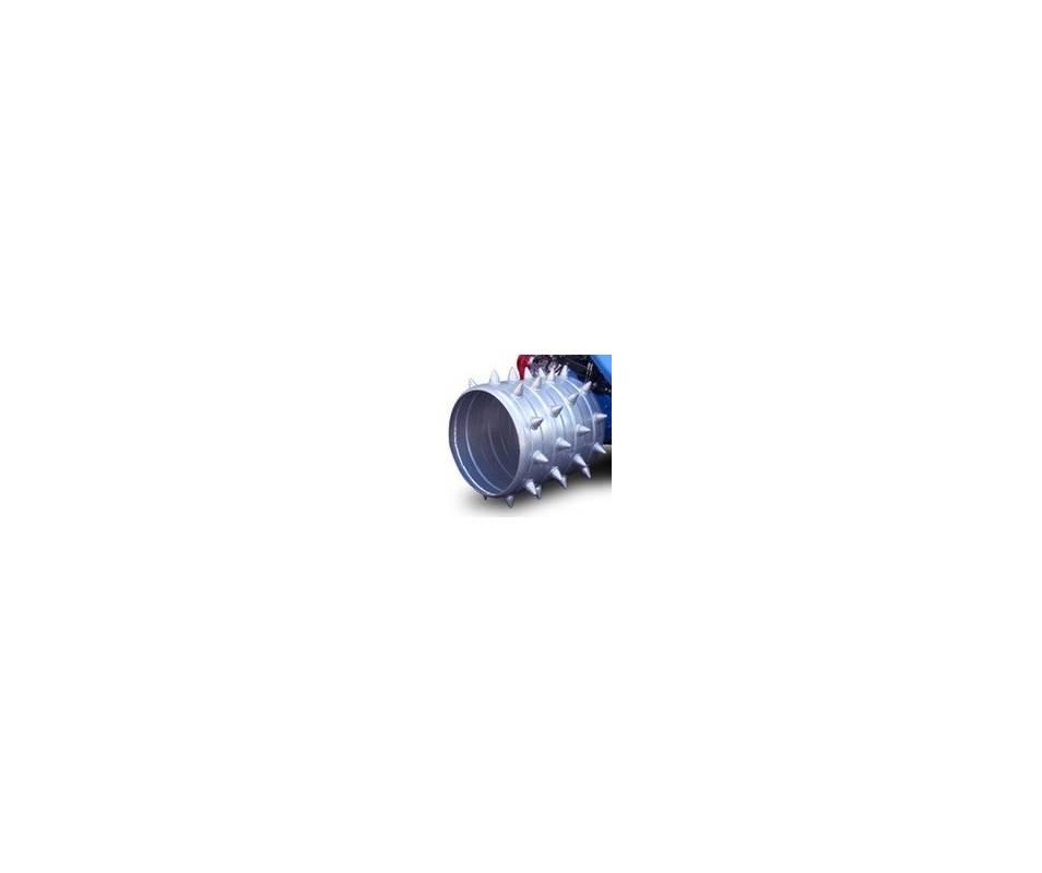 Ruote artigliate in acciaio 3x300 - Motofalciatrici BCS / ferrari