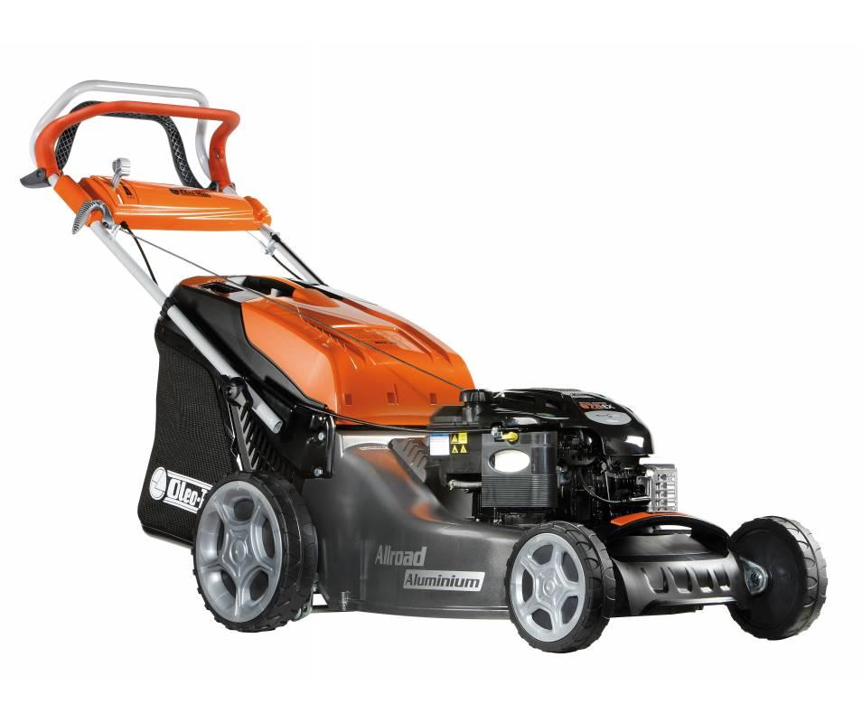 Rasaerba a motore - chassis alluminio