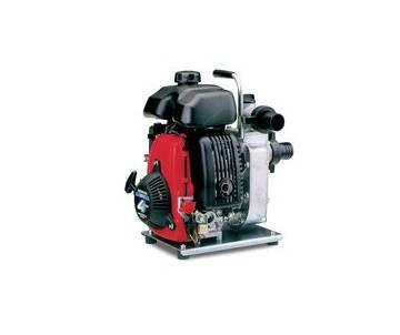 Motopompa per acque chiare - Honda WX 15 con motore GXH50 da 49 cc