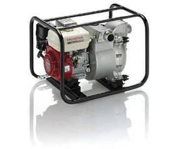 Motopompa per Irrigazione acque nere - Honda WT 20 con motore a benzina da 163 cc