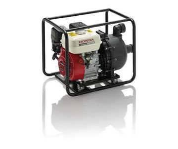 Motopompa da travaso per liquidi corrosivi - Honda WMP 20 / Motore honda GX 160 da cc 163