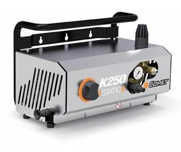 Idropulitrice a muro ad acqua fredda - Comet K250 Static 15/170 Trifase
