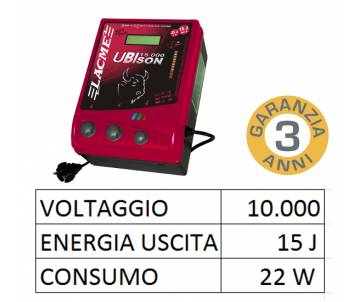 Elettrificatore 230V - UBISON 15000