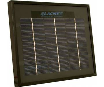 Pannello solare Lacme 2 W