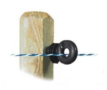 Isolatore per i pali in legno - Iso anellare