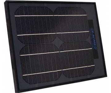 Pannello solare Lacme 10 W + supporto a scomparsa