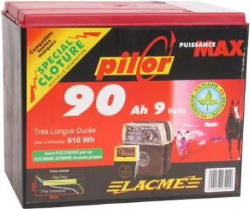 Pile Lacme Pilor 9 V - 90 Ah