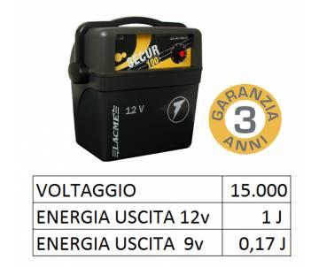 SECUR 100 - Elettrificatore 12V