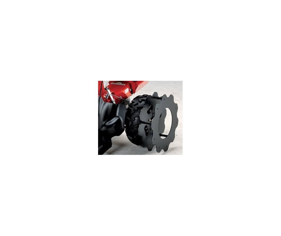 Coppia ruote in ferro - Eurosystems