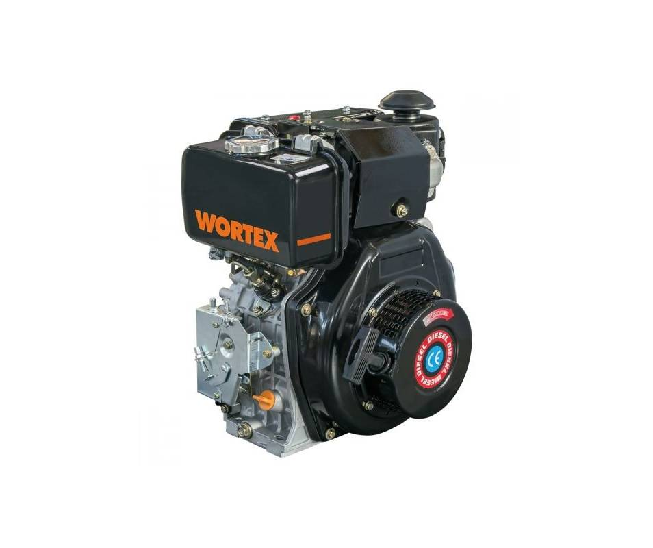 WORTEX HL 186 FA / Kama KD 100 FG5 A.M. / KIPOR KM186 Motori a Diesel