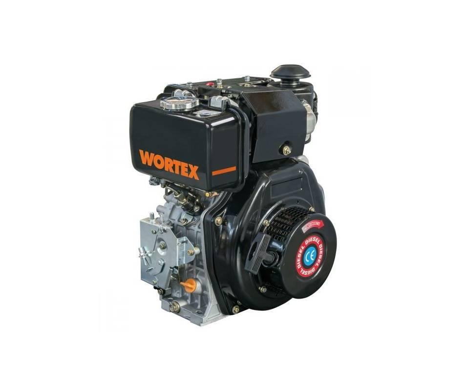 WORTEX HL 178 FA / Kama KD 70 FG6 A.M. / KIPOR KM 178 Motori a Diesel