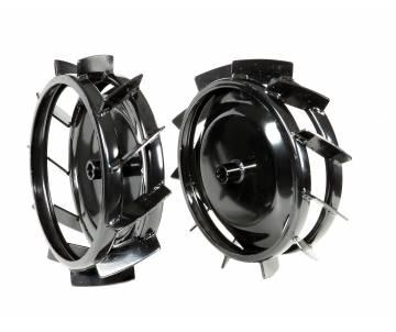 Ruote metalliche 370 mm - Bertolini