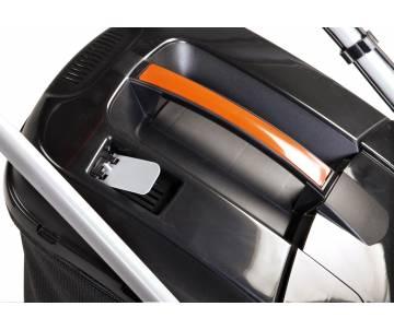 Rasaerba a motore - ruote alluminio