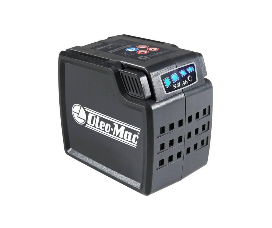 Batteria Bi 2,5 Ah  per prodotti a batteria Oleomac