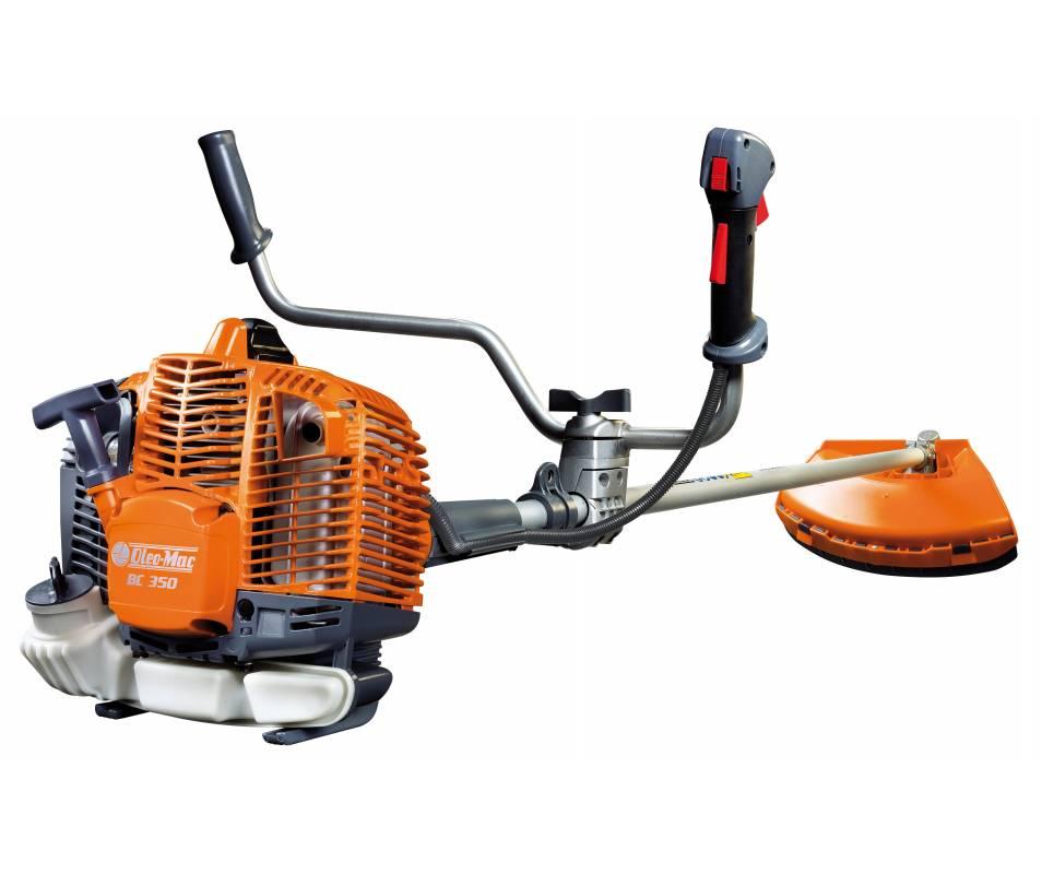 Decespugliatore a motore di media potenza  2 tempi da 36 cc -
