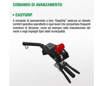 Motofalciatrice Ferrari 560 HY WS Easygrip- Yanmar LN100 10 HP Ferrari