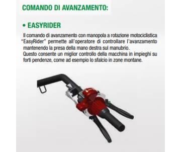 Motofalciatrice Ferrari 560 HY WS ER - Yanmar LN100 10 HP Ferrari