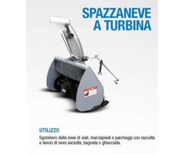 Spazzaneve a turbina cm 70 - Bcs / Ferrari