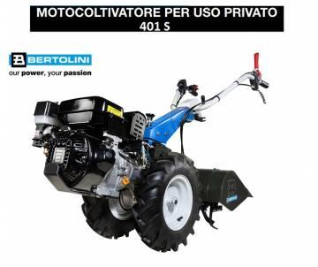Motocoltivatore Bertolini 401 S Emak K800H 5,7 CV benzina