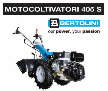 Motocoltivatore Bertolini 405 S motore Honda GX 200 5,8 cv benzina