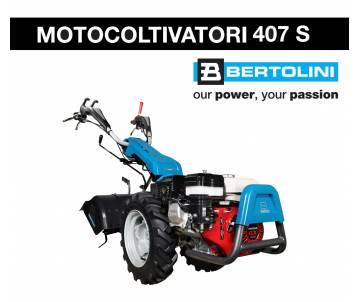 Motocoltivatore Bertolini 407 S - Honda GX 270 8,4 HP