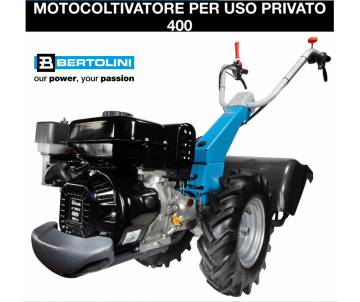 Motocoltivatore 400 - Emak K 700 H OHV - 5,4HP completo di fresa Bertolini