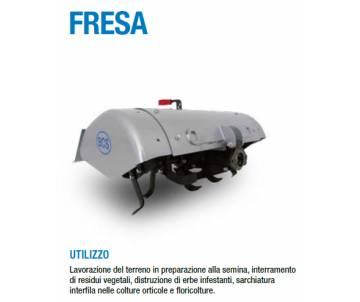 Fresa cm 52 per motocoltivatori BCS/Ferrari