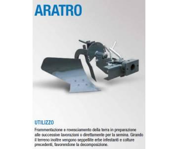 Aratro monovomere per BCS  750 - Ferrari 360