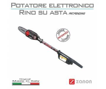 Potatore elettronico Rino Zanon su asta telescopica 170/250 cm