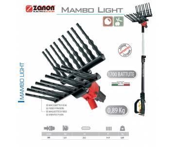 Abbacchiatore pneumatico Mambo Light Zanon - 1700 battute - pressione 6/8 bar Abbacchiatori