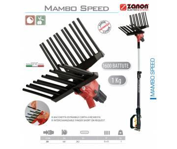Scuotiolive ad aria Mambo Speed - pressione 6/8 bar - 1600 battute Zanon Abbacchiatori