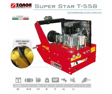 Zanon Super star T-558 -...