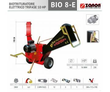 Biotrituratore 8-E Motore...