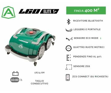 Ambrogio L60 - Rasaerba Robot