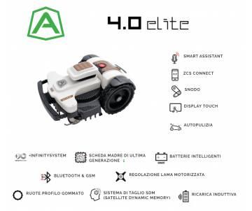Tagliaerba Robot Zucchetti - Ambrogio Rasaerba