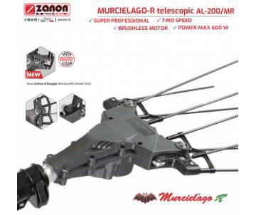 Murcielago R Telescopic - Abbacchiatore Professionale Zanon con asta 120/200 cm