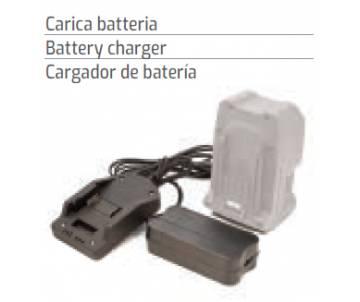 Carica batteria per batteria albatros Pratik - abbacchiatore elettrico