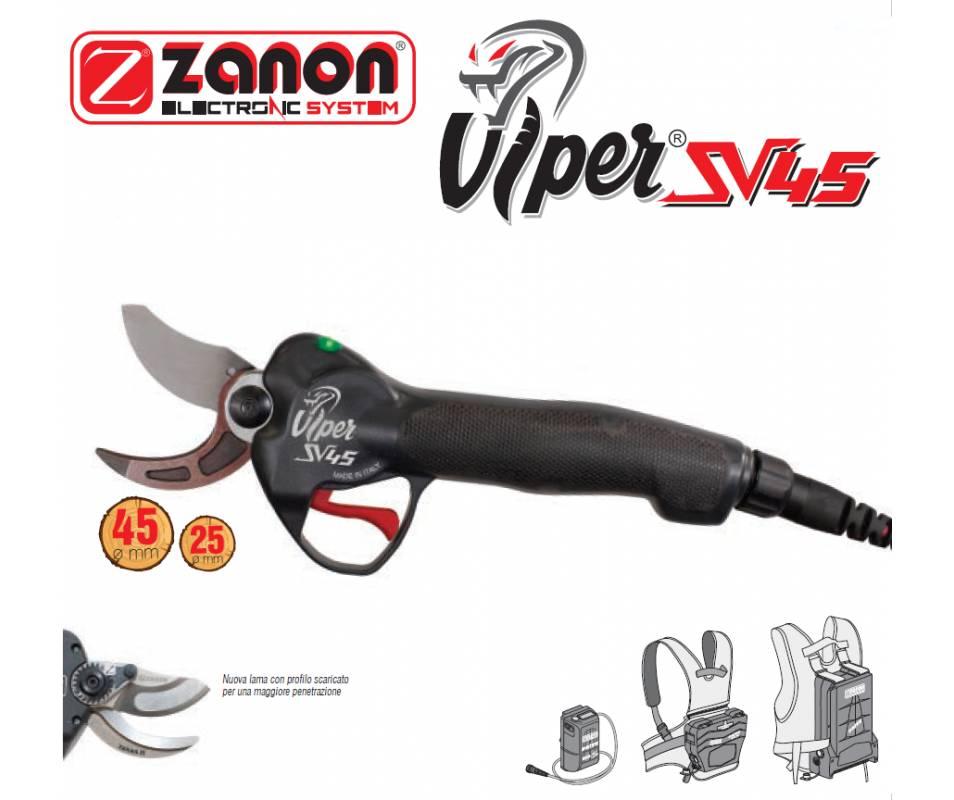 forbici elettroniche : zanon SV45