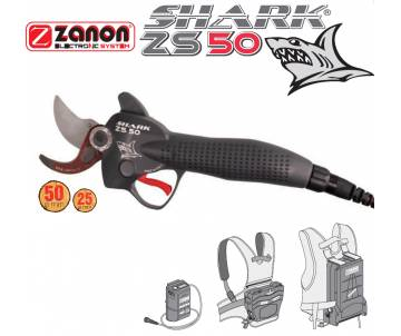 Forbice elettronica Shark ZS-50 - Zanon con batteria drive 300.s