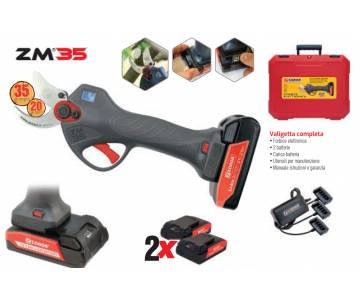 Forbice Elettronica con batteria incorporata - ZANON ZM 35