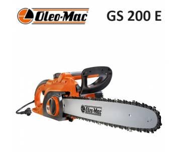 Motosega Elettrica Oleo-Mac GS 200 E per uso privato/ hobbistico