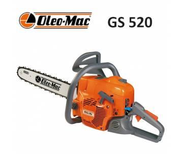 Motosega Oleomac GS 520 - media potenza  da 52 cc