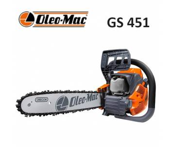 Motosega Oleomac GS 451 di media potenza - 43 cc