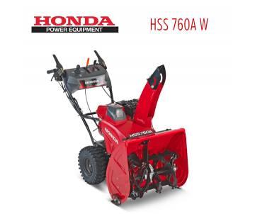 Spazzaneve a ruote Honda- 5,5 HP benzina - HSS760AEW