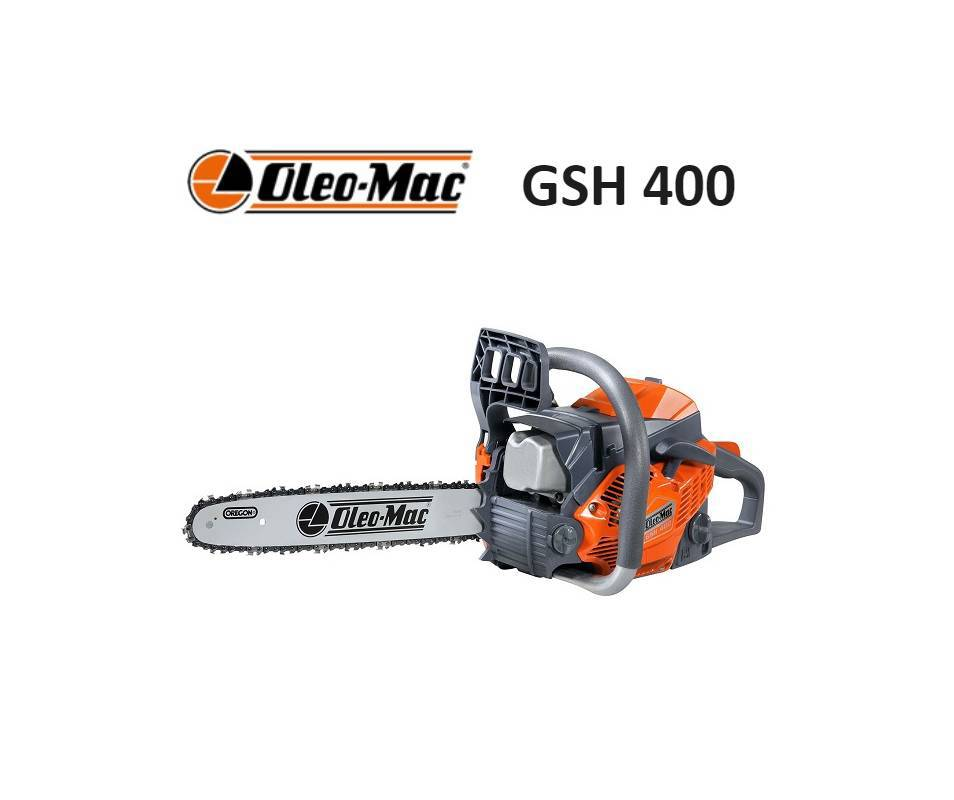 Motosega a scoppio di media potenza - Oleomac GSH 400