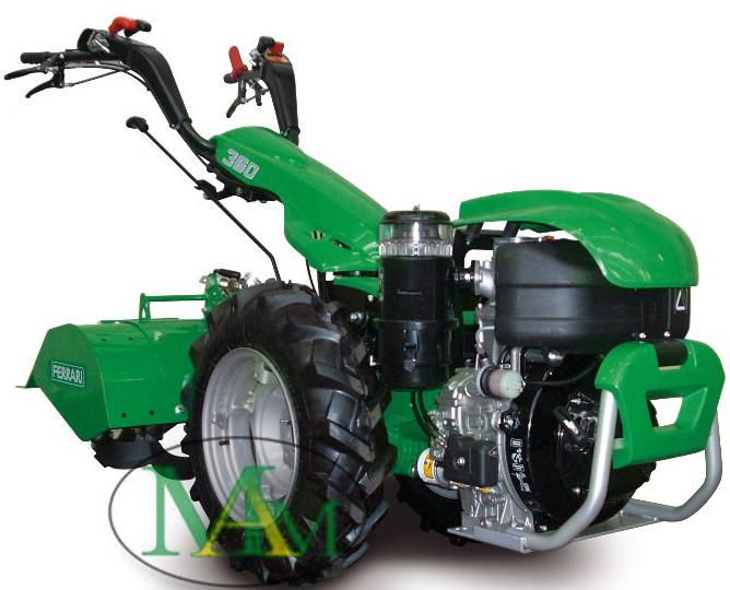 ferrai 360 - agricoltura